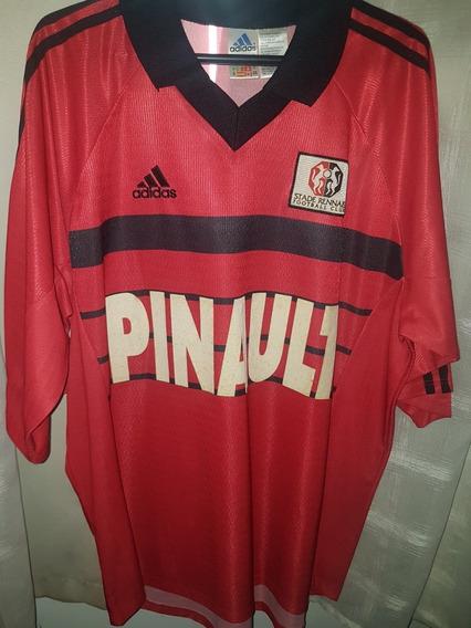 Camisa Original Do Rennais Rennes Da França