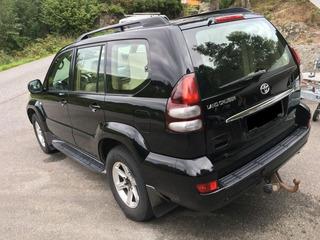 Toyota Land Cruiser 3.0d-4d Gx Aut,2006, 218,500 Km