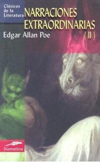 Narraciones Extraordinarias 2, Edgar Allan Poe, Edimat