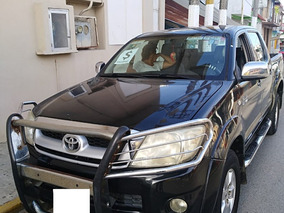 Toyota Hilux Cabina Doble Mt 2009 Impecable