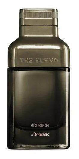The Blend Bourbon Eau De Parfum 100ml Original O Boticário