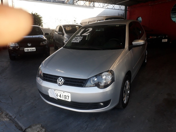 Volkswagen Polo 2012 1.6 Vht Total Flex 5p