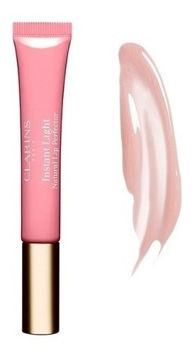 Clarins Eclat Minute Embellisseur. Gloss Labial Cor 01 Rose