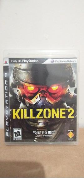 Jogo Killzone 2 Mídia Física Ps3