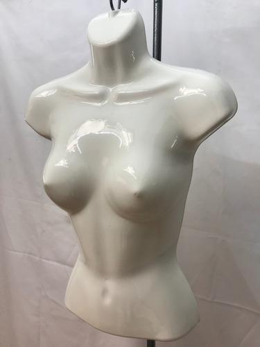 10 Maniquí Exhibidor Blusa Busto Dama Y Hombre  5 C/u