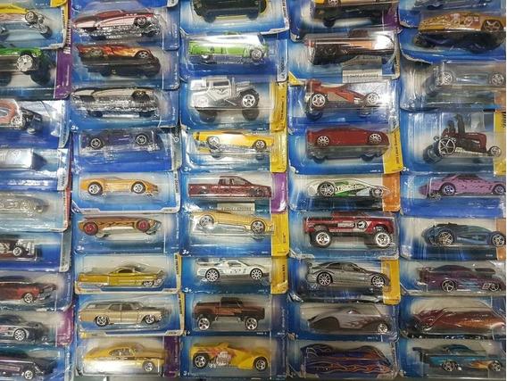 Carritos Carros Colección Hot Whells...