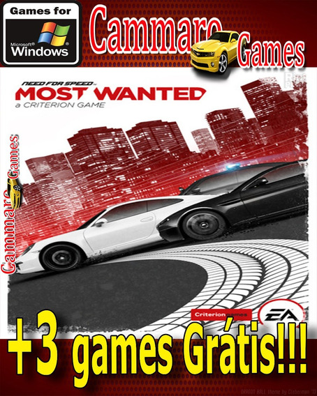 Need For Speed: Most Wanted +dlc
