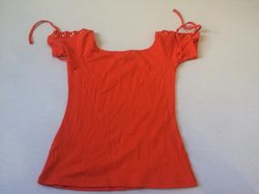 Blusa Camiseta Regata Guess Xs Original - Muito Nova