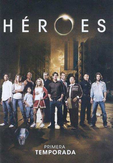 Heroes Primera Temporada 1 Uno Dvd