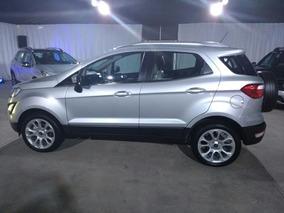 Nueva Ford Ecosport Titanium - 4x2 - 2018
