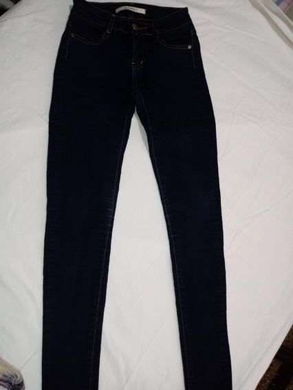 Pantalon Jeans Elastisado Talle 23