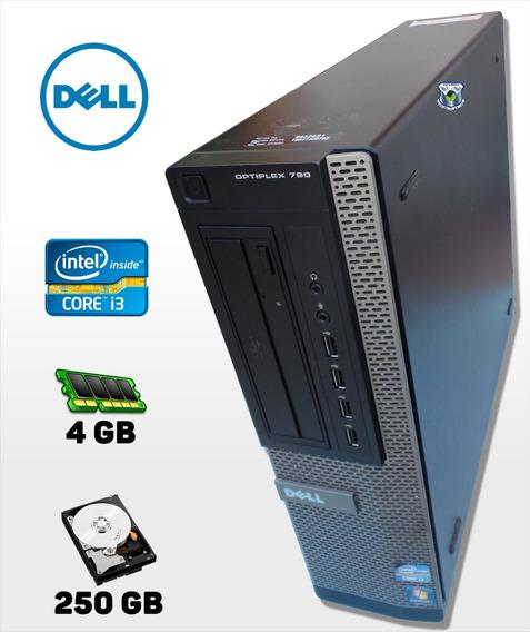 Cpu Dell Optiplex 790 Core I3-2120 3.30ghz 4gb 250gb