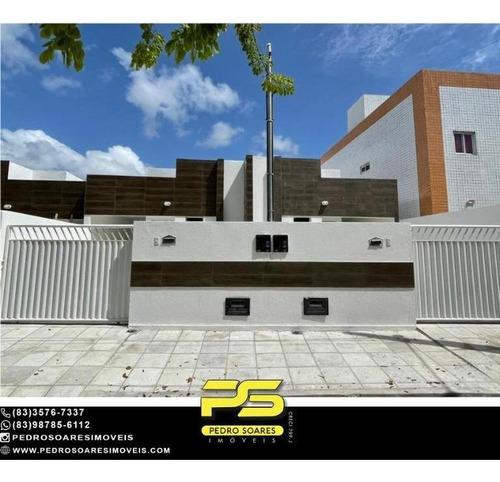 Casa Com 2 Dormitórios À Venda, 120 M² Por R$ 155.000 - Valentina De Figueiredo - João Pessoa/pb - Ca1022