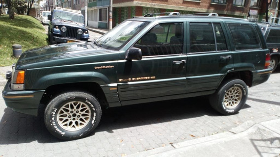 Grand Cherokee Limited 95 Gasolina Excelente
