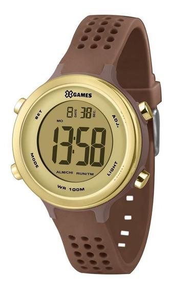 Relógio X Games Feminino Xfppd065 Cxnx Esportivo Digital