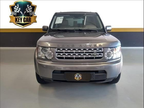 Land Rover Discovery 4 Discovery 4 2.7 S Turbo Diesel Automa