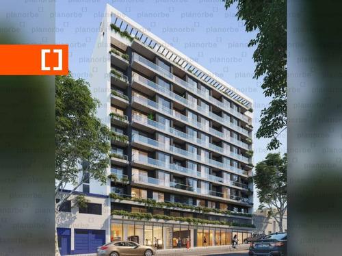 Venta De Apartamento Obra Construcción 1 Dormitorio En Palermo, Ventura Soho Unidad 615