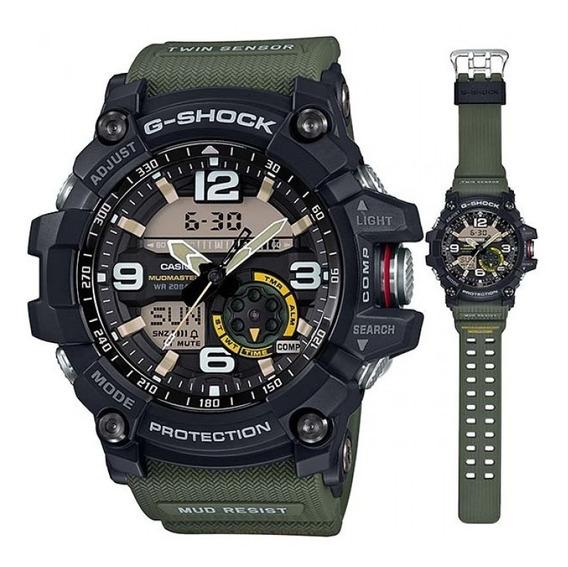 Relógio Casio G-shock Gg-1000 1a3 Mudmaster 12x S Juros