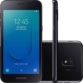 Smartphone Samsung Galaxy J2 Core 16gb Dualchip Tela 5 Preto