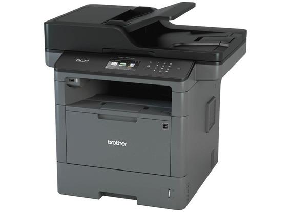 Multifuncional Brother Impressora Laser Mono Dcp-l5652dn