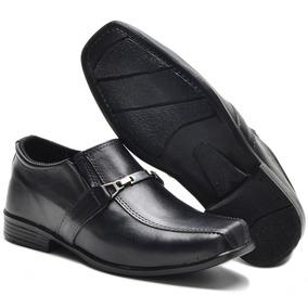 Sapato Social Masculino Infantil Pronta Entrega