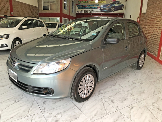 Volkswagen Gol Trend I-motion Pack 1 Plus 2011