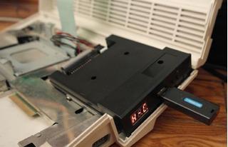 Disquetera Usb Floppy Organo Sampler Amstrad Atari Hxc2001