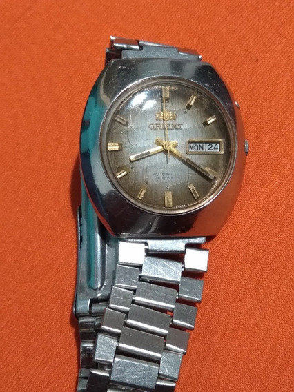 3 Relógio Orient Automático