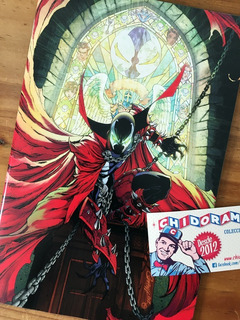 Comic - Spawn #300 Virgin Scott Campbell