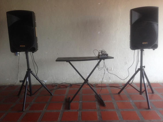 Gran Remate Sonido Profesional Amplificado