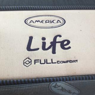 Colchón Matrim América Life - Buen Estado ¡último Precio!