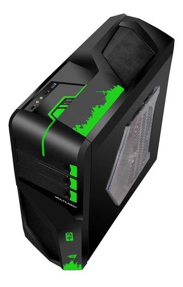 Pc Gamer I7 8 Gb Ram Ssd 120 Gb + Hd 1 Tb