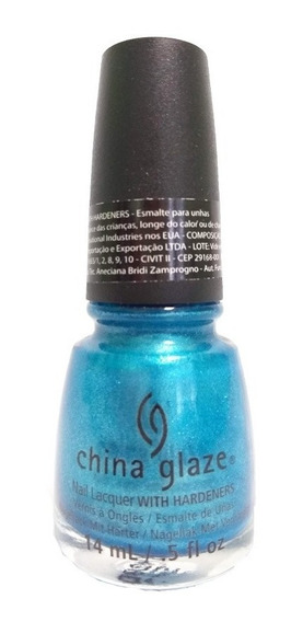 Esmalte Unhas Importado China Glaze So Blue Without You