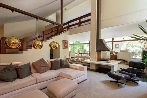 Imagem 1 de 29 de Casa À Venda, 550 M² Por R$ 4.500.000,00 - Jardim Guedala - São Paulo/sp - Ca0251