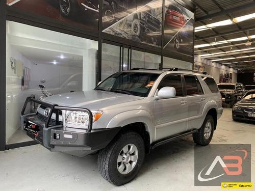 Toyota 4runner Limited 4x4 Blindada