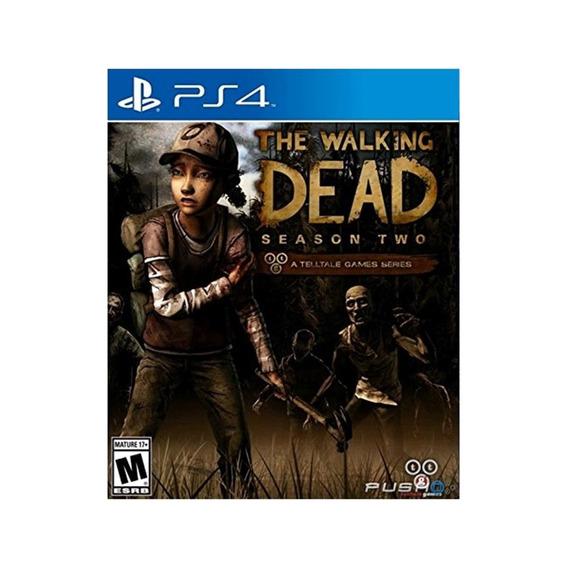 The Walking Dead: Season 2 - Ps4 Lacrado