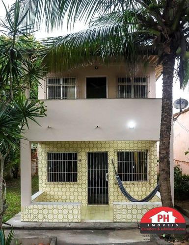 Excelente Casa No Balneário Das Conchas! - 1830