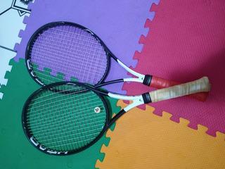 Duas Raquetes Head Speed Mp + Raqueteira 6 Raq Head Djokovic