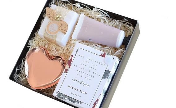 Gift Box Make Up Cuidado Personal Regalo Mujer Navidad