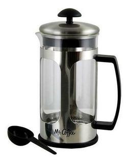Cafetera Prensa Francesa 887ml Mr Coffee