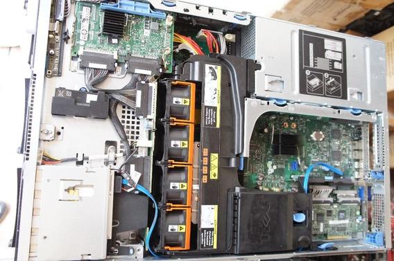 Placa Mãe + 1 Fonte Servidor Dell Pe 2950 Usada.