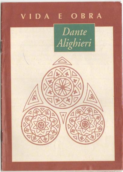 Vida E Obra Dante Alighieri, Fascículo Coleção Obras Primas