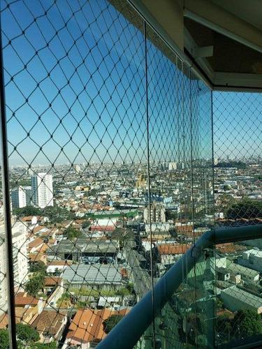 Apartamento Com 3 Dormitórios À Venda, 76 M² Por R$ 510.000,00 - Vila Galvão - Guarulhos/sp - Ap14486