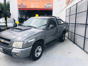 Chevrolet S10 2.8 G4 C/simple 4x2 Electronico Aa 2010 Gris