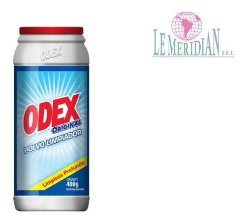 Odex Polvo Limpiador Puloi 400 Grs X 6 Unidades