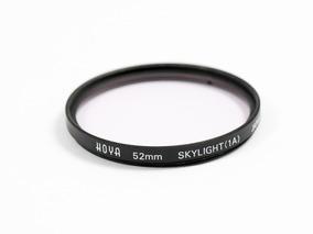 Filtro Hoya Skylight 52mm - Melhor Que Uv
