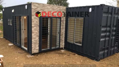 Imagen 1 de 14 de Casa Contenedor/contenedor Vivienda/ Casa Container