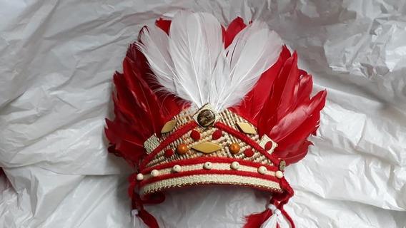 Cocar Indigena Do Amazonas
