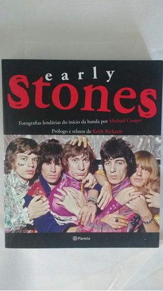 Livro Early Stones Rolling Novo Fotografia Frete Grátis