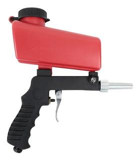 Pistola Jato De Areia Jateamento Sandblasting Envio Imediato